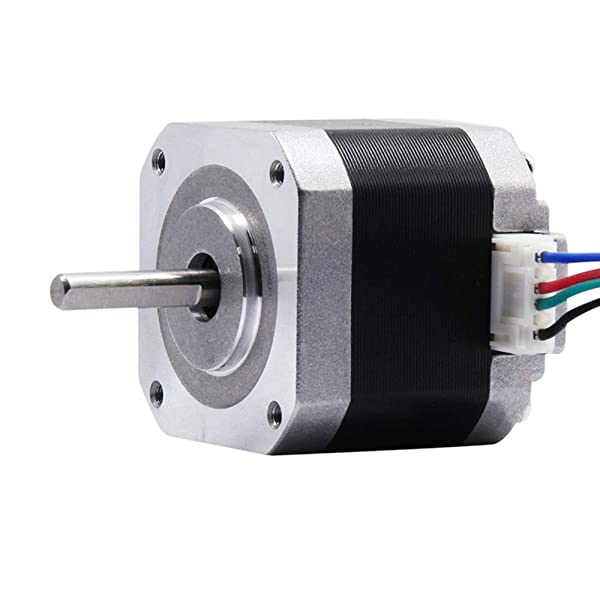 Z.L.FFLZ 3D Printer Parts 40mm 17 Stepper Motor 42 Motor Nema 17 Motor 42BYGH 1.7A (17HS4401) Motor 4-Lead for 3D Printer