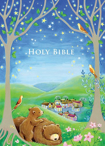 Sparkly Bedtime Holy Bible: International Children's Bible