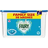 Fairy Non-Bio Laundry Washing Capsules - Pack of 3 (114 Washes)