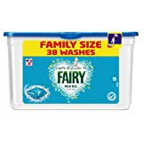 Fairy Non-Bio Liquitabs - 38 Tablets (Pack of 3 - 114 Tablets Total)