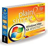 img - for Windows Vista  Plain & Simple Kit: Help Family & Friends Get Started With Their First Computer 1st edition by Joyce, Jerry, Moon, Marianne, Murray, Katherine (2008) Paperback book / textbook / text book