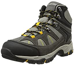 Hi-Tec Men\'s Altitude Lite I WP Hiking Boot, Charcoal/Warm Grey/Gold,13 M US
