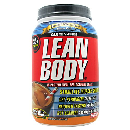 Labrada Nutrition - Lean Body Mrp Tub - Chocolate Peanut But