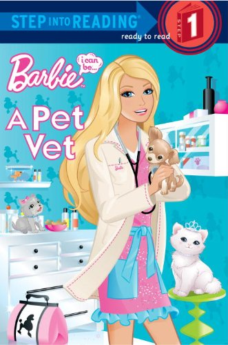 I Can Be a Pet Vet (Step into Reading), Mary Man-Kong