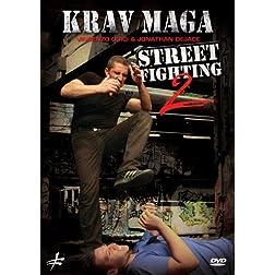 Krav Maga Street Fighting Vol. 2 - Self Defense by Vincenzo Quici & Jonathan Dejace