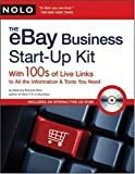 img - for eBay Business Start-Up Kit: 100s of Live Links to All the Information & Tools You Need 1st (first) Book with CD-Rom Edition by Stim Attorney, Richard [2008] book / textbook / text book