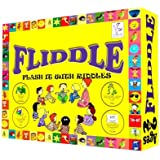 Infinite Space Fliddle Fun Learning Card Game For Kids (100 Cards)