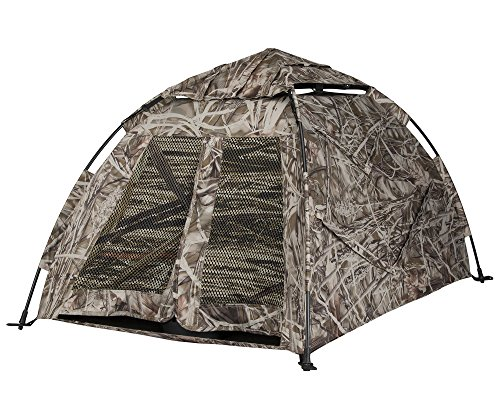 Fantastic Deal! Max Approach Finisher Collapsible Camo Dog Hunting Blind