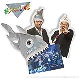 #schlefaz TV-Set Haimütze und Autogrammkarte (signiert)