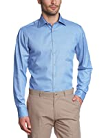 Seidensticker Herren Regular Fit Businesshemd 186206 KENT PATCH KKL