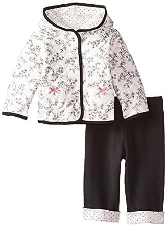 Amazon Little Me Baby Girls 2 Piece Jacket Set Clothing