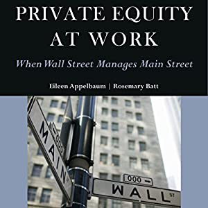 Private Equity at Work Audiobook