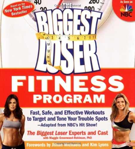 The Biggest Loser Fitness Program Book