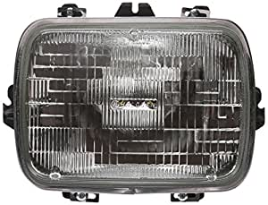 OE Replacement Buick/Chevrolet/GMC/Oldsmobile/Pontiac/Volkswagen Driver/Passenger Side Headlight Assembly Sealed Beam (Partslink Number GM2500112)