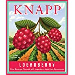 NV Knapp Winery Loganberry 750 mL