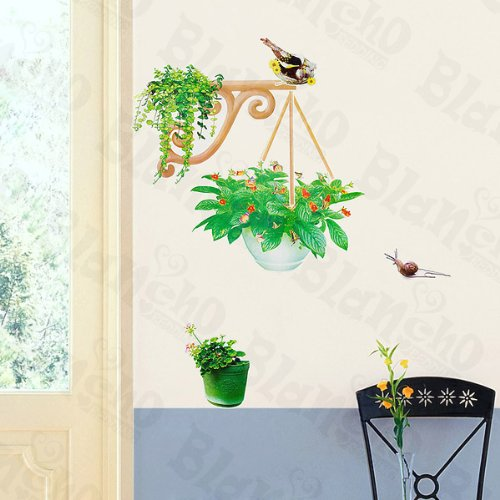 [Green Corner] Decorative Wall Stickers Appliques Decals Wall Decor Home Decor front-884093