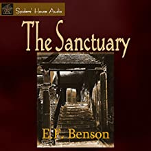 The Sanctuary Audiobook by E. F. Benson Narrated by Roy Macready