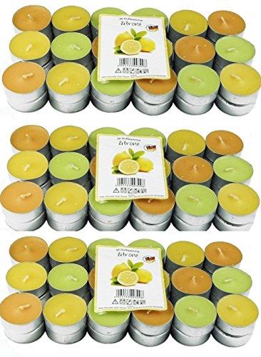 citronella-scented-tea-lights-assorted-colours-aromatic-lemon-fragrance-anti-mosquito-candles-scente