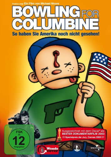 Bowling for Columbine [Alemania] [DVD]