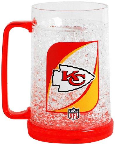 NFL Kansas City Chiefs Monster Freezer Mug - 38 Ounce