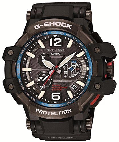 CASIO G-SHOCK (GPW-1000-1AJF) SKY COCKPIT GPS HYBRID SOLAR JAPANESE MODEL 2014 JULY RELEASED