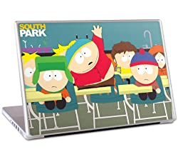 Zing Revolution South Park Premium Vinyl Adhesive Skin for 15-Inch Laptop (ms-sprk60011)