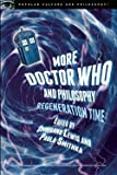 img - for Courtland Lewis: More Doctor Who and Philosophy (Paperback); 2015 Edition book / textbook / text book