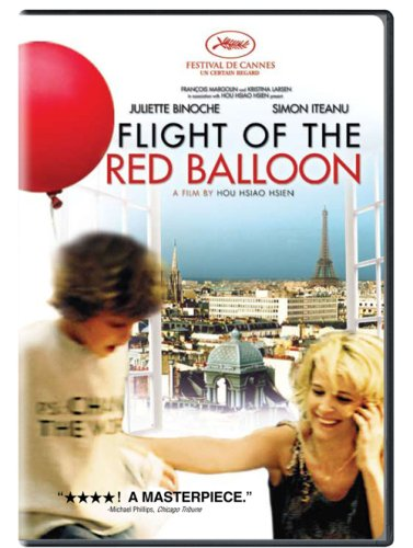 Flight of the Red Balloon Picture