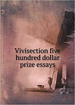vivisection is it for you essay