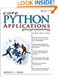 Core Python Applications Programming...