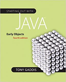 starting out with visual basic 2012 6th edition pdf