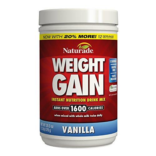 Naturade Sugar Free Weight GainPowder 500 ml