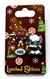 Disney Trading Pin WDW - Gingerbread House 2012 - Disney's BoardWalk Resort - Stitch & Donald Duck