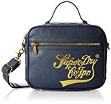 Superdry Women's Sling Bag (Rich Navy)