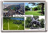 Hyde park london Gift Souvenir Fridge Magnet