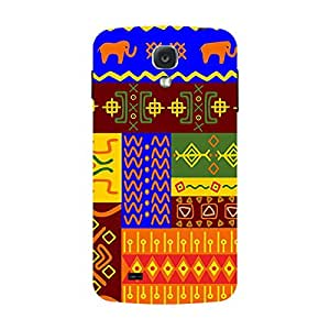 Garmor Designer Silicone Back Cover For Samsung Galaxy S4 I9500