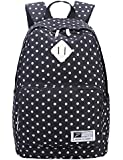 Leaper Casual Style Cool Spotted Laptop Back Pack School Bag