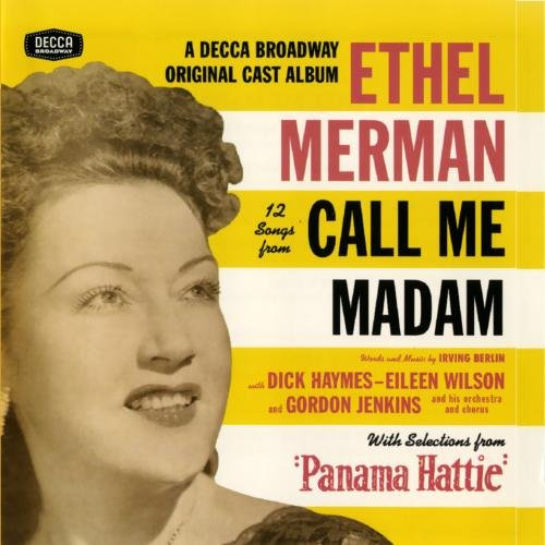 Irving Berlin - Call Me Madam (1950 Decca Studio Cast) - Zortam Music