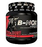 Betancourt Nutrition - B-Nox Pre Workout Drink Mix, Green Apple 35 servings