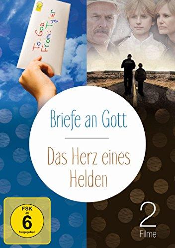 Briefe an Gott & Das Herz eines Helden [2 DVDs]