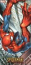 Spider-Man Climbing  Marvel Spiderman Beach Towel  Use It