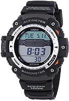Casio - SGW-300H-1AVER - Montre Homme - Quartz Digitale - Bracelet en Résine Noir