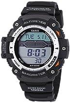 Casio Pro Trek Gents Altimeter/Barometer Strap Watch