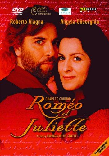 グノー:歌劇「ロメオとジュリエット」 [DVD]