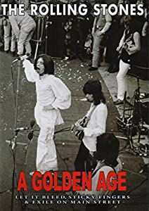 Rolling Stones - A Golden Age [DVD] [NTSC] [2014]