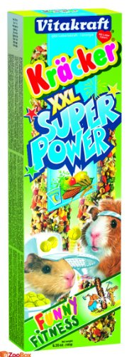 Vitakraft Kräcker 2er XXL Superpower für Meerschweinchen
