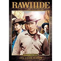 Rawhide: The Fifth Season, Vol. 1