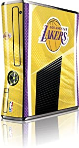 NBA - Los Angeles Lakers - Los Angeles Lakers Home Jersey - Microsoft Xbox 360 Slim... by Skinit