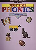Book 3: Softcover Teachers Edition (First-Time Phonics (Teachers Guides)) (Steck-Vaughn First Time Phonics)