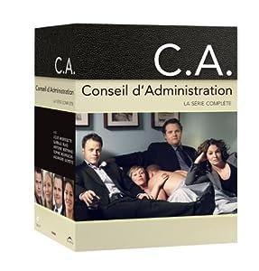 C.A. Conseil d'Administration: La série compléte (Version française)